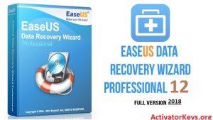 easeus data recovery wizard crack 12.9